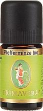 Profumi e cosmetici Olio essenziale di menta piperita - Primavera Natural Essential Oil Mint Pepper Bio