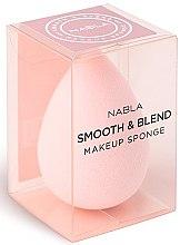 Profumi e cosmetici Spugna trucco - Nabla Smooth & Blend Makeup Sponge