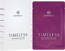 Profumi e cosmetici Maschera viso anti-età - Orphica Timeless Anti-Ageing Face Mask