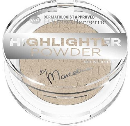 Cipria - Bell HYPOAllergenic Highlighter Powder by Marcelina