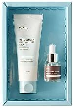 Profumi e cosmetici Set - iUNIK Beta Glucan Edition Skin Care Set (cr/60ml + ser/15ml)