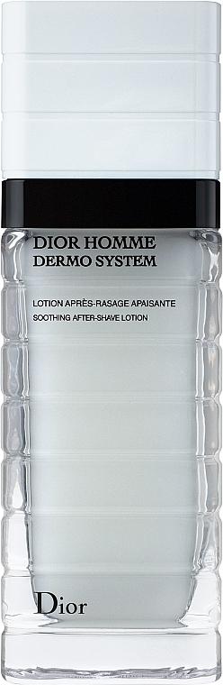 Lozione dopobarba idratante - Dior Homme Dermo System Repairing After-Shave Lotion 100ml — foto N2