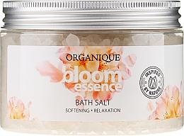 """Profumi e cosmetici Sale da bagno rilassante """"Bloom Essence"""" - Organique"""