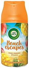 Profumi e cosmetici Deodorante per ambienti - Air Wick Freshmatic Automatic Maui Mango Splash Freshener Refill