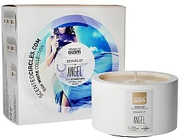 Profumi e cosmetici Candela profumata - House of Glam Beware of Angel Candle
