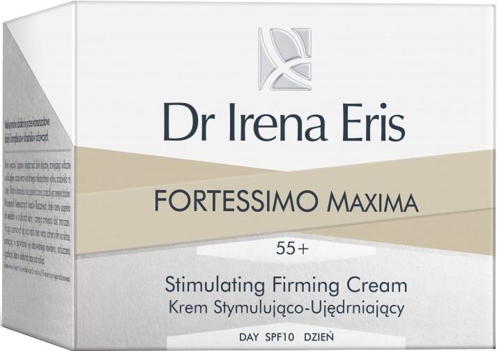 Crema viso stimolante e rassodante da giorno 55+ - Dr Irena Eris Fortessimo Maxima Day Cream