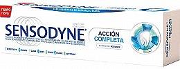 Profumi e cosmetici Dentifricio per denti sensibili - Sensodyne Complete Action Toothpaste