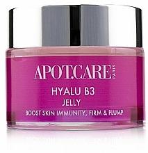 Profumi e cosmetici Gel viso - APOT.CARE Hyalu B3 Jelly