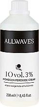 Profumi e cosmetici Crema ossidante - Allwaves Cream Hydrogen Peroxide 3%