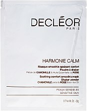 Profumi e cosmetici Maschera viso - Decleor Harmonie Calm Soothing Comfort Smoothie Mask Shaker Powder