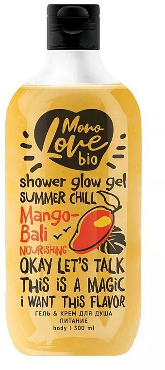 Gel doccia nutriente - MonoLove Bio Mango-Bali Nourishing