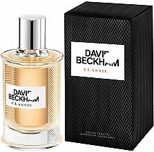 Profumi e cosmetici David Beckham Classic - Eau de toilette