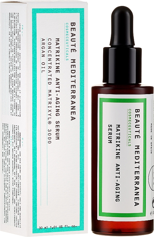 Siero ringiovanente - Beaute Mediterranea Matrikine Anti-aging Serum