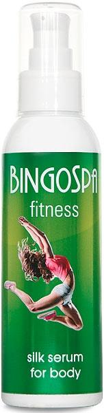 Siero corpo con proteine della seta - BingoSpa Silk Serum Body Fitness