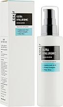 Profumi e cosmetici Emulsione viso idratante con acido ialuronico - Coxir Ultra Hyaluronic Emulsion