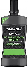 Profumi e cosmetici Collutorio - White Glo Charcoal Total Mouth Detox Mouthwash