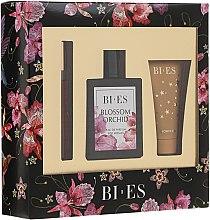 Profumi e cosmetici Bi-Es Blossom Orchid - Set (edp/100ml + sg/gel/50ml + parfum/12ml)