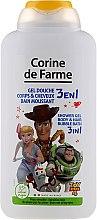 Profumi e cosmetici Bagnodoccia per bambini - Corine De Farme Toy Story 4 Shower Gel