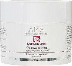 Profumi e cosmetici Scrub corpo al lampone liofilizzato - APIS Professional Raspberry Glow