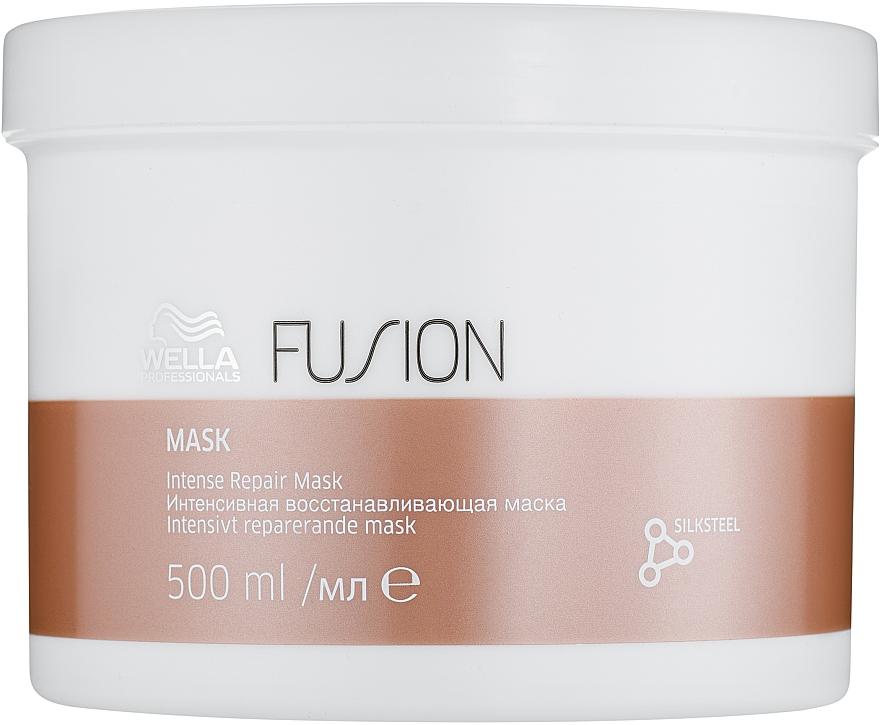 Maschera capelli rigenerante intensiva - Wella Professionals Fusion Intense Repair Mask