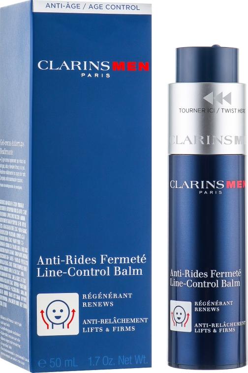 Balsamo viso anti-età - Clarins Men Line-Control Balm