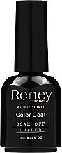 Profumi e cosmetici Top coat lucido per smalto gel - Reney Cosmetics Top Super Shiny No Wipe
