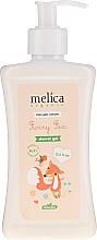 Profumi e cosmetici Gel doccia per bambini - Melica Organic Funny Fox Shower Gel