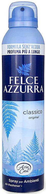 Deodorante per ambienti - Felce Azzurra Classic Talc Spray