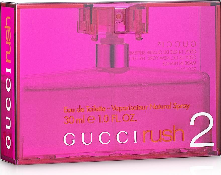 Gucci Rush 2 - Eau de toilette