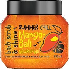 """Profumi e cosmetici Scrub corpo """"Lucentezza e Nutrizione"""" - MonoLove Bio Mango-Bali Nourishing"""