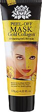 Maschera viso anti-età con oro - Pilaten Anti Aging 24K Gold Collagen Peel Off Face Mask — foto N2