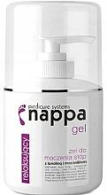 Profumi e cosmetici Gel rilassante per piedi - Silcare Nappa 500 Foot Soak Gel