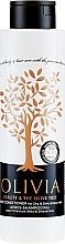 Profumi e cosmetici Condizionante per capelli secchi - Olivia Beauty & The Olive Tree Hair Conditioner Dry & Dehydrated Hair