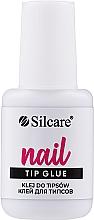 Profumi e cosmetici Colla per unghie finte - Silcare Nail Tip Glue