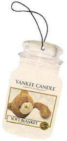 Profumo per ambiente - Yankee Candle Soft Blanket Car Jar Ultimate