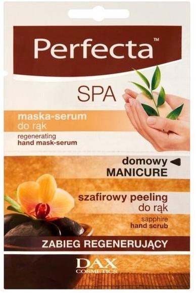 Maschera mani rigenerante - Perfecta Spa Hand Peeling