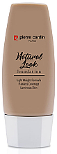 Profumi e cosmetici Fondotinta - Pierre Cardin Natural Look Natural Looking Foundation