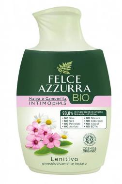 """Detergente intimo """"Camomilla e malva"""" - Felce Azzurra BIO Chamomile&Mallow Intimate"""