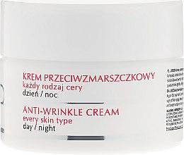 Profumi e cosmetici Crema antirughe per tutti i tipi di pelle - Uroda Anti-Wrinkles Face Cream For All Skin Day Night