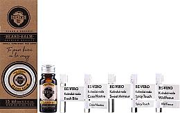 Profumi e cosmetici Set - Beviro Vanilla Palo Santo Tonka Boby (b/oil/10ml + b/balm/15ml + edc/5x1ml)