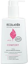 Profumi e cosmetici Gel per l'igiene intima con acido lattico e probiotici - Ecolatier Comfort