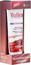 Profumi e cosmetici Micropeeling per il viso - VitalDerm Argana
