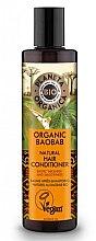 Profumi e cosmetici Balsamo rinforzante per capelli - Planeta Organica Organic Baobab Natural Hair Conditioner