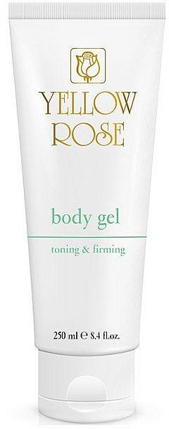 Gel corpo - Yellow Rose Body Gel Toning And Firming — foto N1