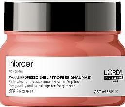 Profumi e cosmetici Maschera capelli rassodante - L'Oreal Professionnel Inforcer Strengthening Anti-Breakage Masque