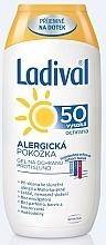 Profumi e cosmetici Gel per pelli sensibili - Ladival SPF50