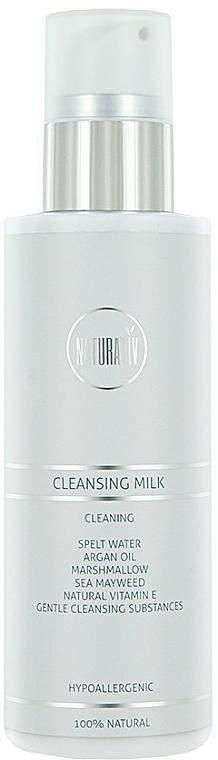 Latte struccante - Naturativ Hypoallergenic Cleansing Milk — foto N2