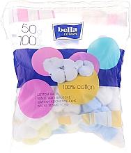 Profumi e cosmetici Dischetti cosmetici di cotone - Bella Cotton Balls