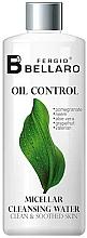Profumi e cosmetici Acqua micellare per pelli grasse - Fergio Bellaro Oil Control Micellar Cleansing Water