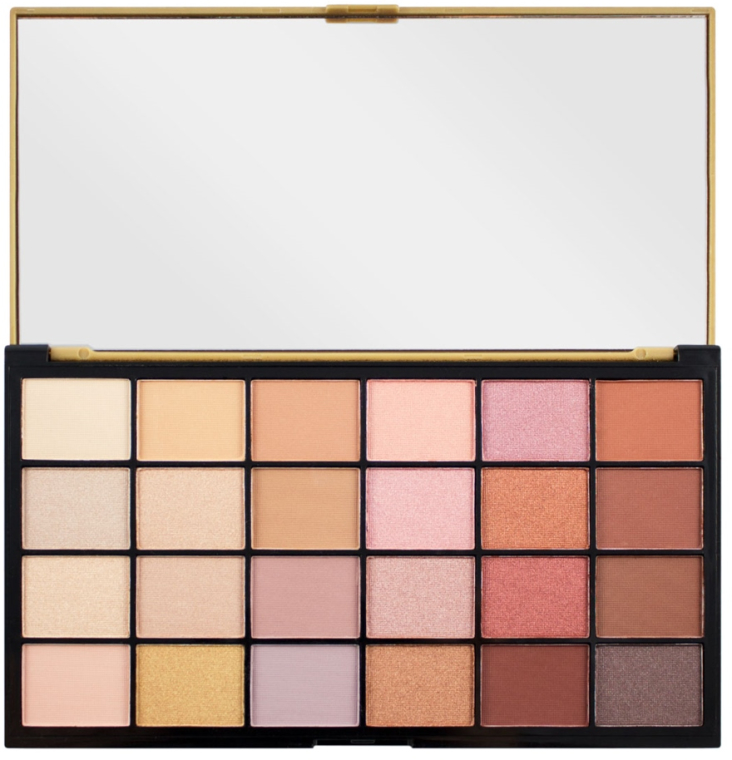 Palette ombretti occhi - Makeup Revolution Life On The Dancefloor Vip Eyeshadow Palette — foto N1